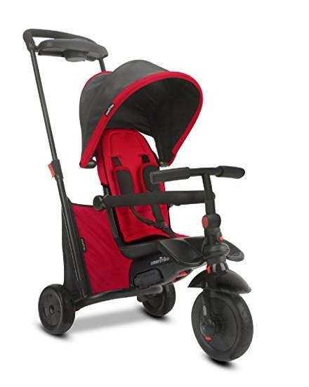 Smart Trike 7 in 1 Red